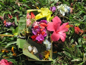 Offerings from Bali