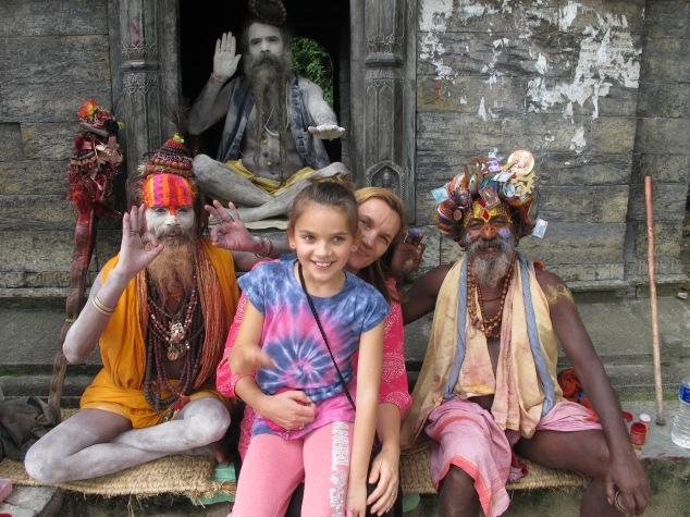 Pashiputinathtemple, Kathmandu