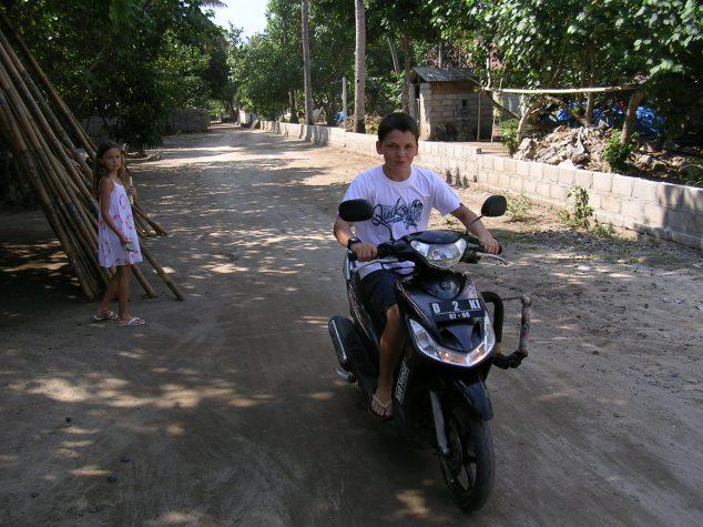 Nusa Lembogan, Bali